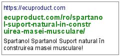 https://ecuproduct.com/ro/spartanol-suport-natural-in-construirea-masei-musculare/